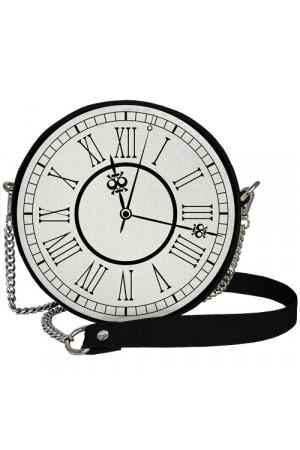 Кругла сумка «Годинник» (Tablet)