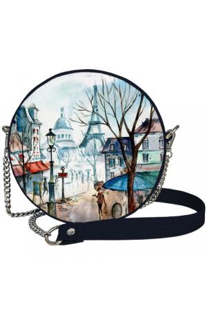 Круглая сумка «Париж» (Tablet)
