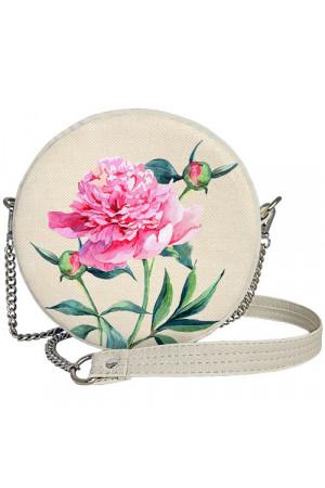 Кругла сумка «Квітка» (Tablet)
