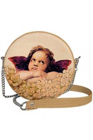 Кругла сумка «Янголятко» (Tablet)
