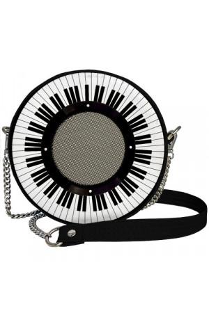 Круглая сумка «Музыка» (Tablet)