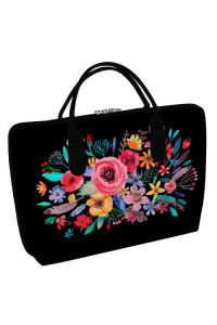 Тканина сумка «Квіткова легенда» (Саквояж)