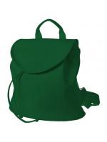 Рюкзак «Оригінальний міні» смарагдового кольору