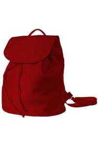 Рюкзак «Оригинальный» красного цвета