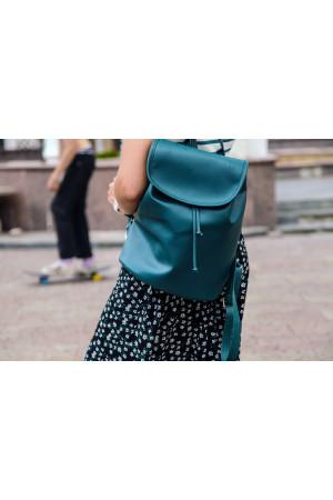 Рюкзак «Оригінальний» кольору морської хвилі