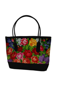 Сумка «Цветочный бум» (Shopper)