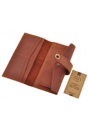 Жіноче портмоне 3.0 кольору коньяк