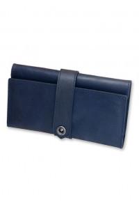 Женское портмоне 3.0 синего цвета