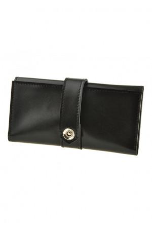 Женское портмоне 3.0 цвета уголь
