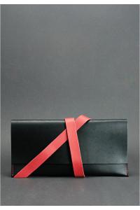 Тревел-кейс «Вояжер» кольорів графіт-полуниця