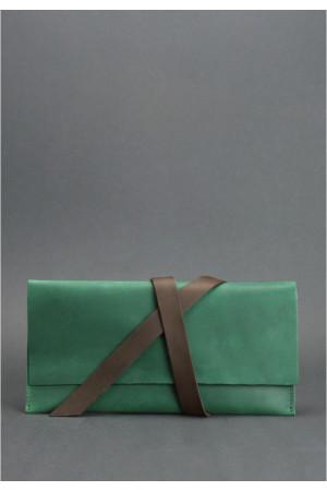 Тревел-кейс «Вояжер» кольору смарагд