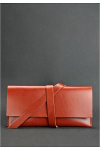 Тревел-кейс «Вояжер» кольору коньяк