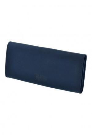 Гаманець «Керрі» синього кольору