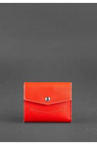 Гаманець «Міні» кольору полуниця