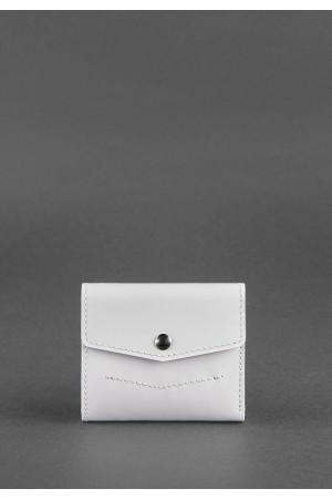 Гаманець «Міні» білого кольору