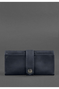 Жіноче портмоне 3.0 синього кольору