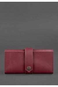Женское портмоне 3.0 цвета виноград