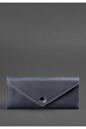 Кошелек «Керри» синего цвета