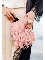 Cумка «Флеко» розового цвета