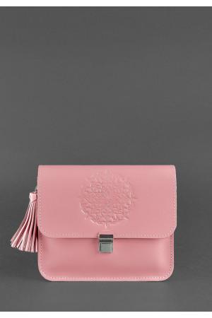 Сумка «Лилу» розового цвета