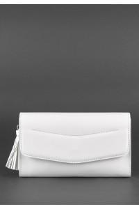 Сумка «Еліс» білого кольору