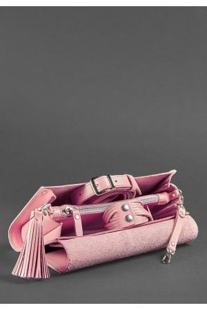 Сумка «Элис» розового цвета