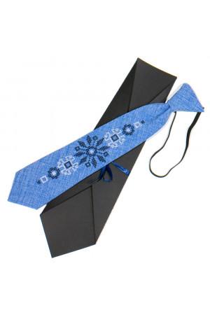 Детский галстук «Тарас» с вышивкой