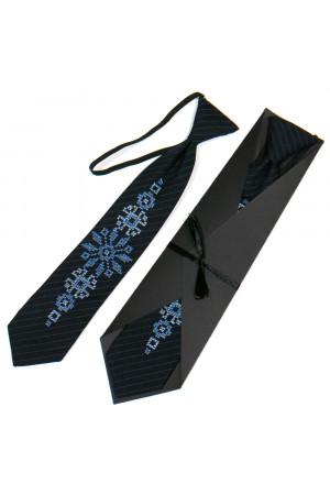 Детский галстук «Адриян» с вышивкой