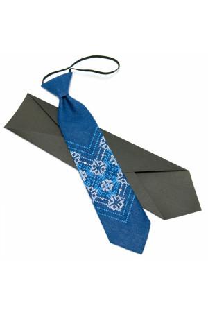 Дитяча краватка «Велет» з вишивкою