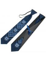 Підліткова краватка «Златодан» з вишивкою