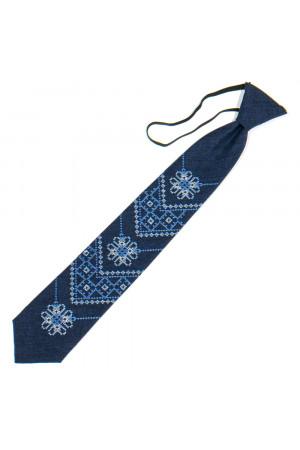 Подростковый галстук «Златодан» с вышивкой