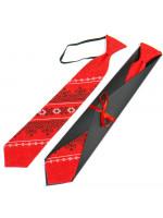Подростковый галстук «Матвей» с вышивкой