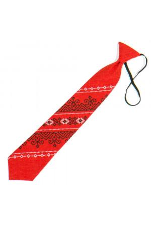 Підліткова краватка «Матвій» з вишивкою
