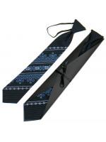 Підліткова краватка «Омелян» з вишивкою