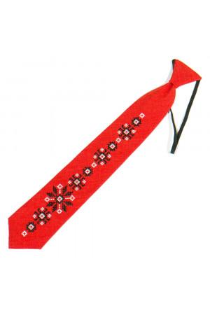 Підліткова краватка «Силолюб» з вишивкою