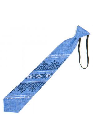 Подростковый галстук «Никита» с вышивкой