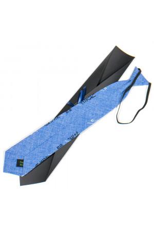 Подростковый галстук «Никита» голубого цвета