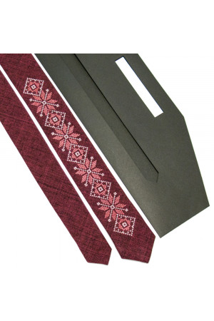 Узкий галстук «Богуслав»