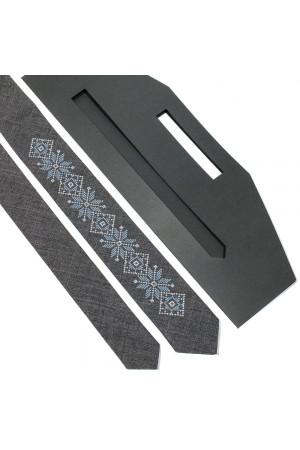 Узкий галстук «Кий»