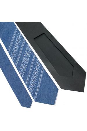Вишита краватка «Лесь»