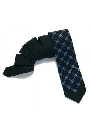 Вышитый галстук «Михаил»