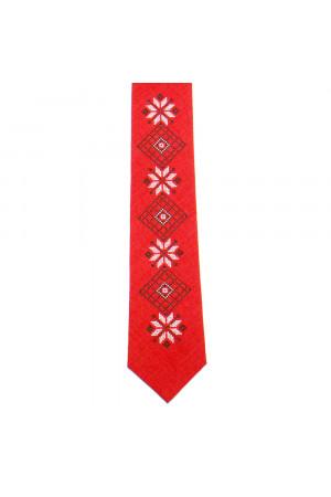 Вышитый галстук «Руслан»
