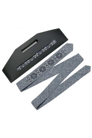 Узкий галстук «Маркиян»