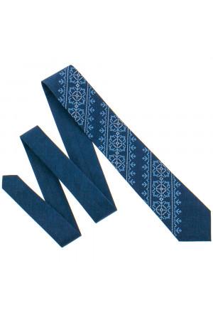 Вышитый галстук «Устим»