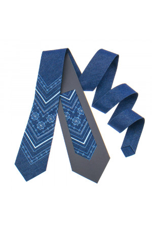 Вышитый галстук «Мечислав»