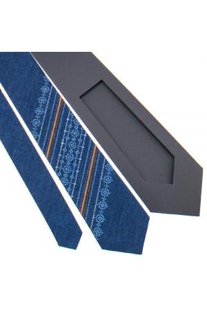 Вышитый галстук «Пантелеймон»