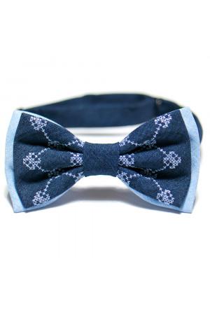 Вышитый галстук-бабочка «Павел»