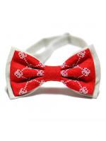 Вышитый галстук-бабочка «Игорь»