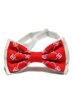 Вишита краватка-метелик «Ігор»