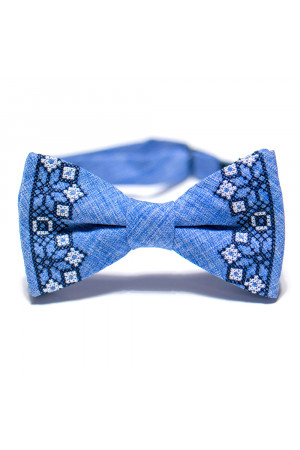 Вишита краватка-метелик «Фрол»